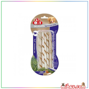 8 In 1 Delight Twisted Sticks Ağız Bakım ve Ödül Kemiği