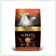Gold Wings Premium Papağan Yemi 750 gram