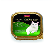 Animonda Vom Feinsten Classic Hindi Tavşan Kedi Maması 100 gr